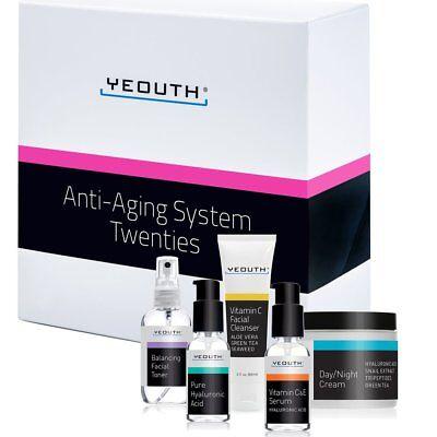 Yeouth - Anti-Aging System Twenties