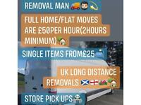 🚚📦Removal Man📦🚚 Man with a van service locally & Nationally
