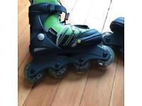 K2 kids inline skates