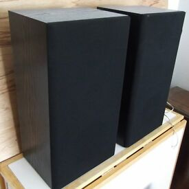 Jamo P-Sound 110 Speakers (Black) (110w) H-20 ½ '' W-11 ½ D-8 ½