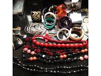 Job Lot of costume jewellery Big Amount