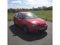 2008 Seat Ibiza 1.4 Sportrider FR QUICK SALE NEEDS TO GO