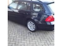 BMW 318i ES Touring 2008