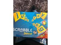 Junior scrabble game