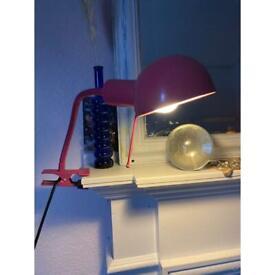 Working reading light