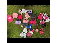 Build a bear outfit selection