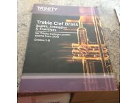 Treble Clef Brass Scales, Arpeggios & Exercises
