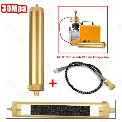 30mpa Oil-water Separator Air Filter For Pcp Compressor Pump Scuba Diving Tank