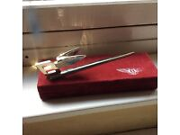Very rare BENTLEY motors letter opener