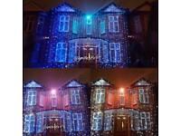 Led wedding lights