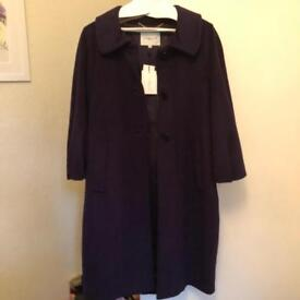 L K Bennett Ladies Overcoat