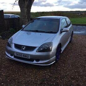 Honda Civic sport type r rep for sale/swap/px