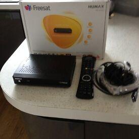 Humax Freesat model HB1000S (almost new)
