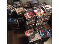 DVD Collection - around 600