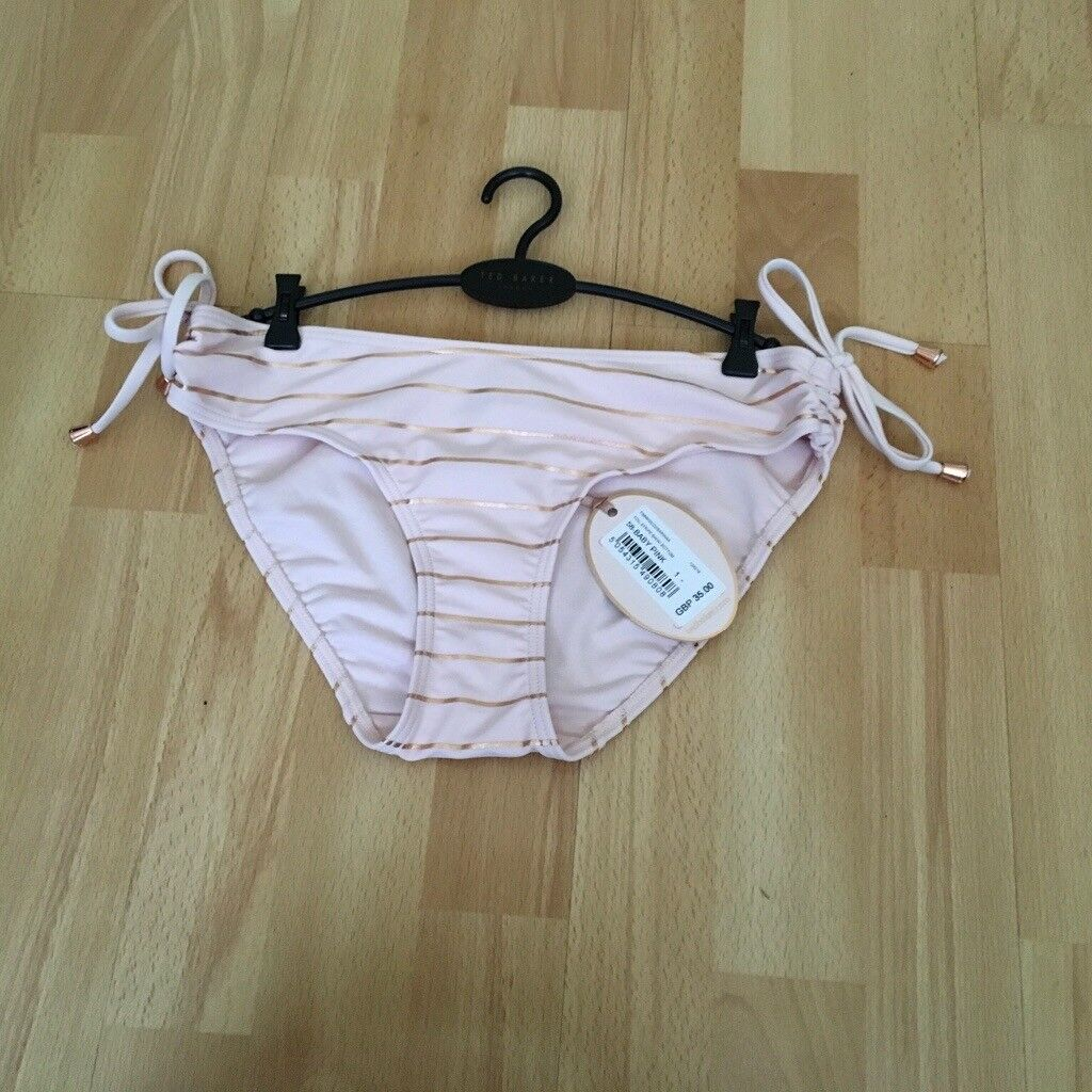 f0cca830ccc31 Ted Baker bikini size 1