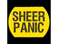 SHEER PANIC - Rock/Metal band seek drummer.
