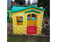 Playhouse by Little Tikes