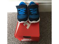 Nike size 4 and half trainers