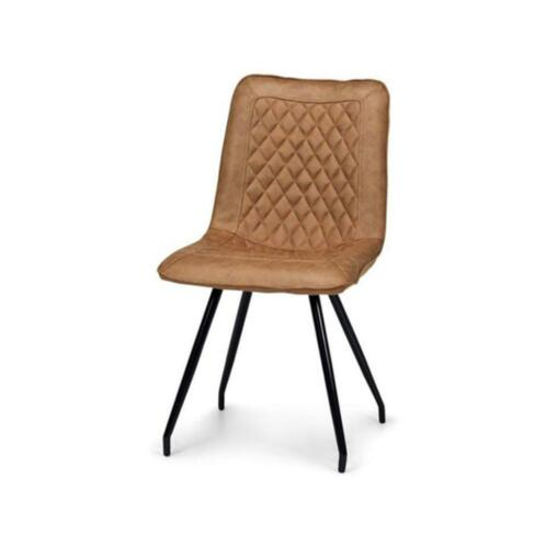 Rv Design Eetkamerstoelen.Eetkamerstoel Brescia Rv Design Furnidirect Nl