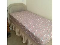 Single Divan with pull out guest bed