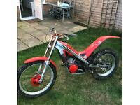 GasGas JTR 250 Trails Bike 1995
