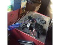 40ch CB Radio, mag mout, arial for sale