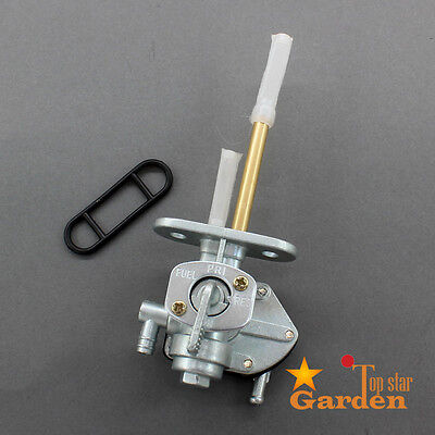 (Gas Fuel Petcock Switch Valve Assembly For KAWASAKI Vulcan 800 ZRX 1200 1200R)