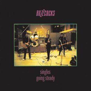 Buzzcocks Singles Going Steady CD NEW SEALED Ever Fallen In Love/Orgasm Addict+