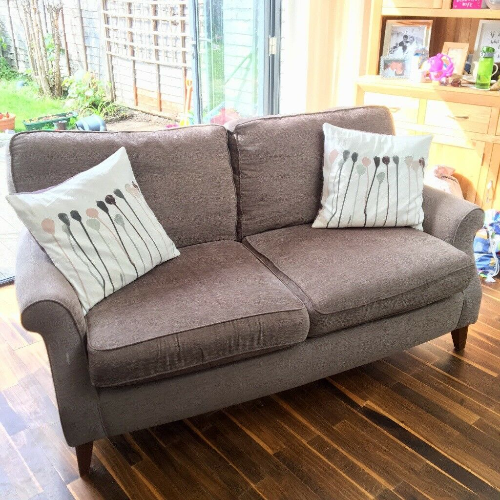 Sofa and Armchair, M&S St Ives range, two-seater, colour ...