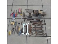 Various Tools Vice Heavy Duty No3 by Record Engineering - Shed Clearance