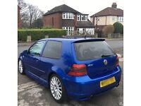 2003 VW golf r32 mk4 3.2 v6 stage 2 revo fsh low miles deep blue pearl Volkswagen r32 lots of extras