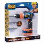 Smoby Bob de Bouwer mechanische boormachine