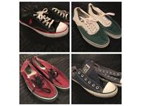 Men's trainers size 8 x 4