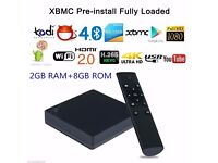 NEW Android 5.1 OctaCore 2GB+16GB Kodi Bluetooth WIFI HDMI 1080P Smart TV BOX UK
