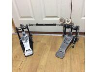 Yamaha Strap Drive Double Bass Drum Pedal