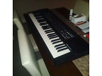 Casio Keyboard Casiotone with 465 soundtone bank