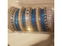 Indian Bridal Bangle set (only one hand)