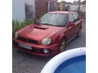 Subaru Impreza wrx sti!!! NO OFFERS