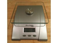 James Martin Kitchen Scales by Wahl