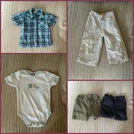 Boys age 9-12 months clothes bundle - 5 items
