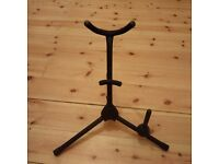 Saxophone and clarinet dual stand