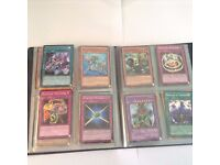 Rare Yugioh Card Album - All holo and shiny / 1st edition / Limited edition - 72 cards