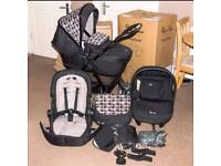 Silver Cross Limited Edition Safari Wayfarer Full Travel System