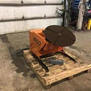 (USED) WELDING POSITIONNER / IRCO 500LBS