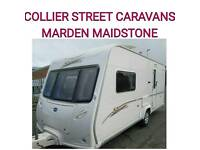 2007 Bailey senator vermont luxury 2 berth caravan