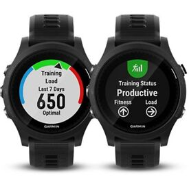 Garmin Forerunner 935 GPS Multi Sport Watch With Wrist-based Heart Rate
