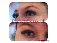 Eyelash Extensions, hair extensions