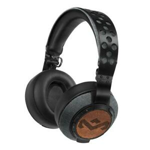 House of Marley EM-FH041-MI XL Over-Ear Sound Isolating Bluetooth Headphones (Open box)