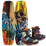 Wakeboardset vanaf 199,- Ronix|Liquid Force|Jobe|Hyperlite