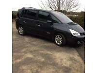 Renault espace car or van as all seats can be removed. 2009 long mot well maintained mot to 4:4:21